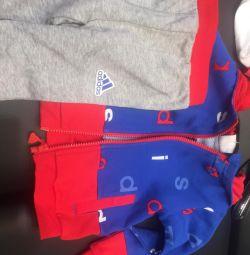 Adidas original costume new with tags