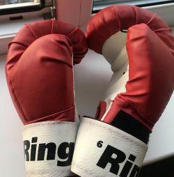 Boks eldivenleri