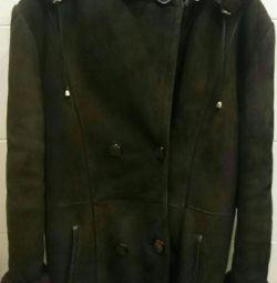 Palton de oaie Vespucci feminin