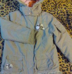 Куртка на весну 4-5 лет (110)