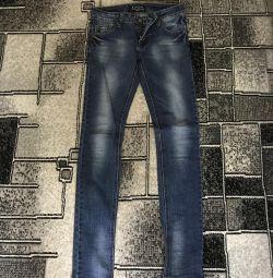 Jeans Turcă 27 Dimensiune.