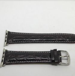 Leather Strap Apple Watch 42 mm