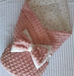 Φάκελος με κουβέρτα