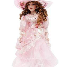 πορσελάνη κούκλα 48cm