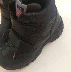Минимены ботинки