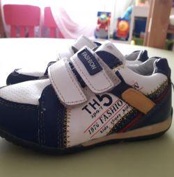 Ανδρικά πάνινα παπούτσια 24r-r