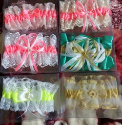 Wedding Garters in stock