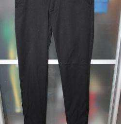 брюки школьные р.176 см