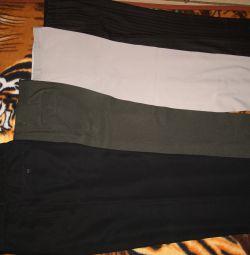 Pants different p. 52-54 Measurements