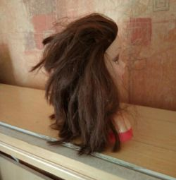 Head doll for hairstyles