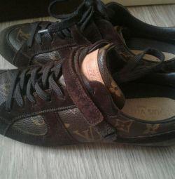 Ανδρικά παπούτσια Louis Vuitton. Αρχικό