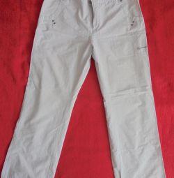 Pantaloni de vară 48-50 dimensiuni pentru înălțime de la 170cm.