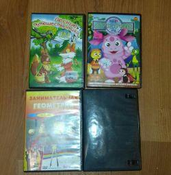 DVD-uri pentru copii (pentru toți)