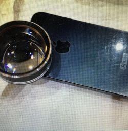 Φακός στην προσέγγιση των smartphone 7x