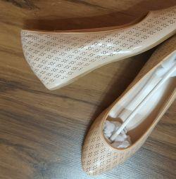Kama ayakkabı