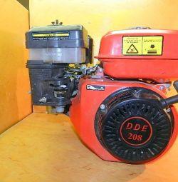 Двигатель для бензокосилки  Briggs&Stratton Спринт