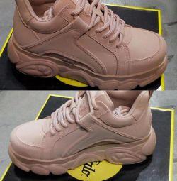 Buffalo spor ayakkabı yeni