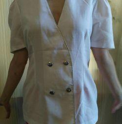 Jacket female elegant (blouse)