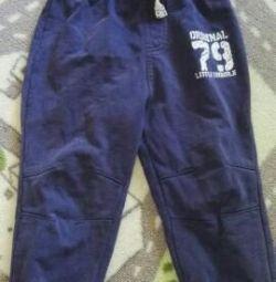 Продам спортивные штанишки