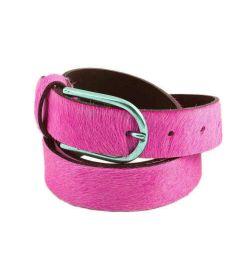 Pink female strap