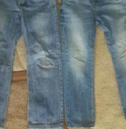 джинси 116-122