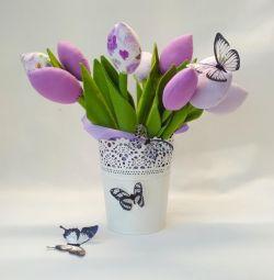 Tilda Tulips.