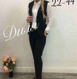 Suit deuce new!