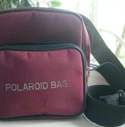 Υφασμάτινη τσάντα Polaroid