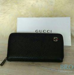 Гаманець чоловічий Gucci