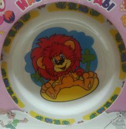 Детские наборы посуды НОВЫЕ