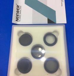 Mavic pro'da optik filtreler
