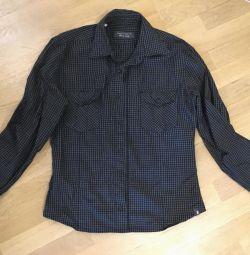 RIFLE Италия,мужская рубашка, M/L