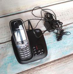 Telefon fără fir Gigaset C620A, Negru