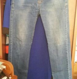 Jeans for teenagers