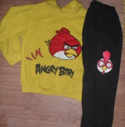 Angry Birds Costume