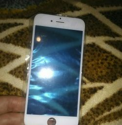 Top Glass on iPhone 6