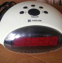 Ραδιόφωνο / Ρολόι