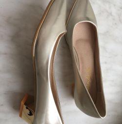 Παπούτσια μπαλέτου 37size Νέα