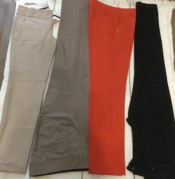 Pantaloni (o pereche 500)