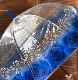 Umbrella transparent new