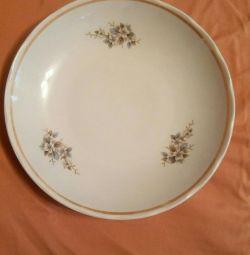 Dish. Dobushsky Farf.zavod, 1980s