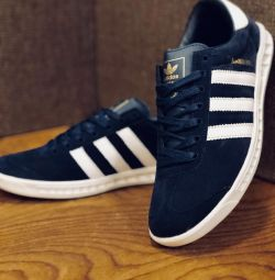Adidas Hamburg sneakers, new, delivery per day