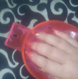 Manicure bath
