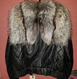 Jacket with fur p. 46-48