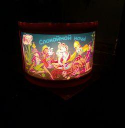 Новый светильник
