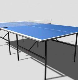 Теннисный стол домашний Light. Доставим сегодня.