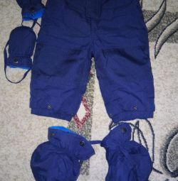 Winter pants