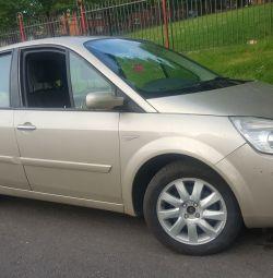 Renault Scenic 2008 kılavuzu 1.5 dizel 12 ay mo