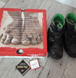 Ботинки superfit 28 размер