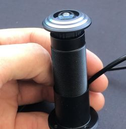 Camera in the peephole 170 degrees review